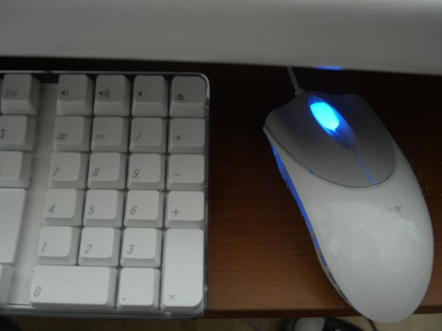 Razer pro and Apple keyboard