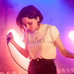 CHVRCHES live at Birthdays